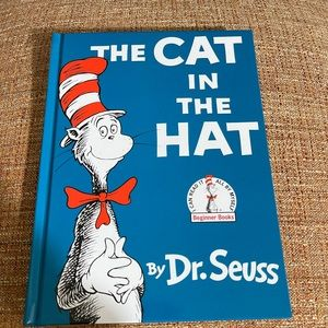 Dr Seusd Cat in the Hat Childrens Book